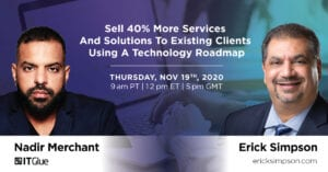 Sell 40% More Services And Solutions Using A Technology Roadmap