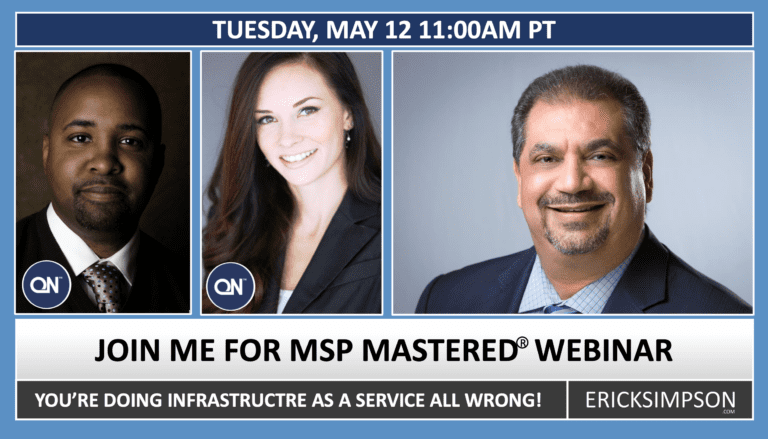 You're Doing Infrastructure as a Service All Wrong!